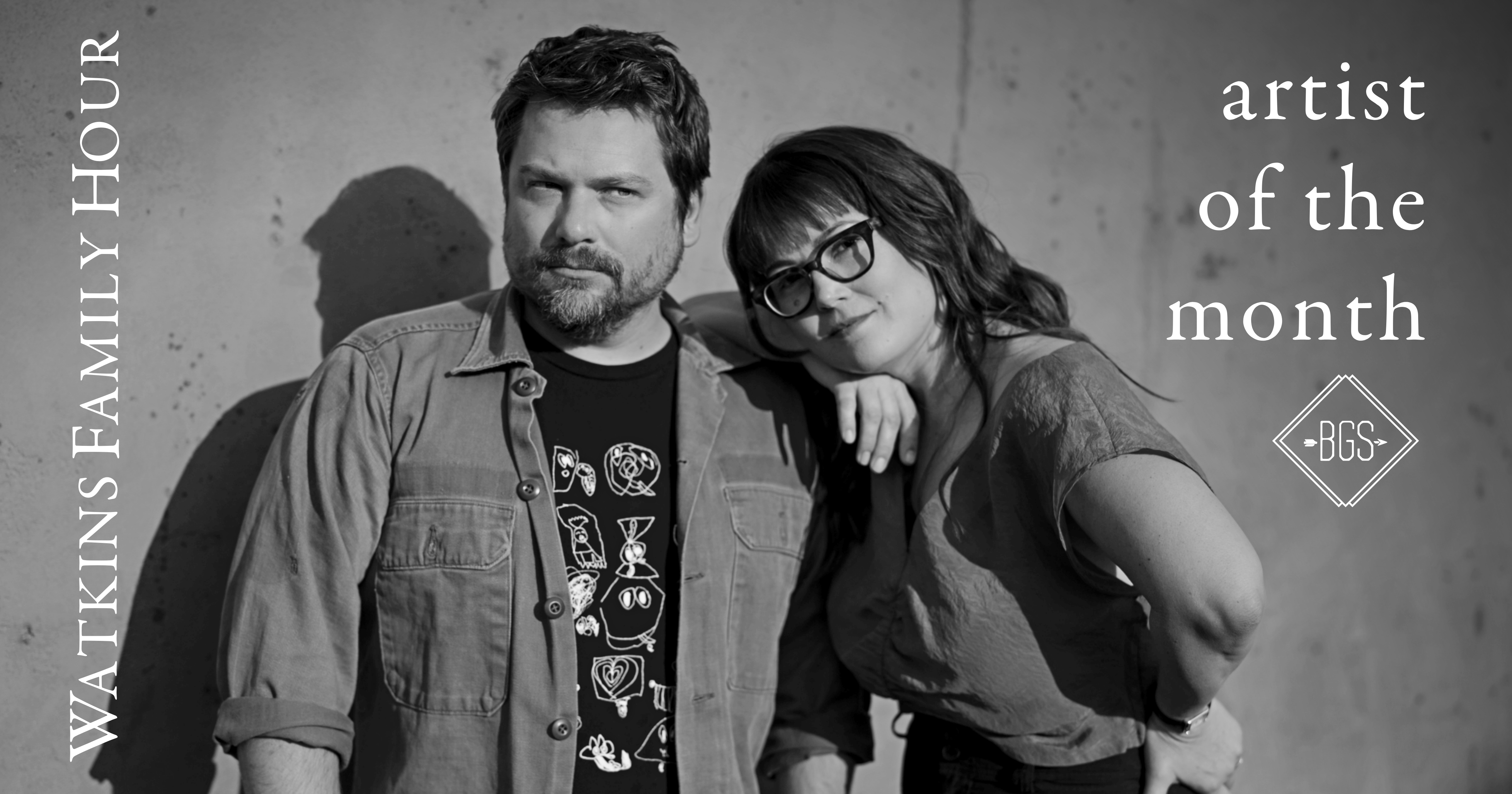 Sara Watkins Wants Us to Ride Along on Watkins Family Hour's 'brother sister'