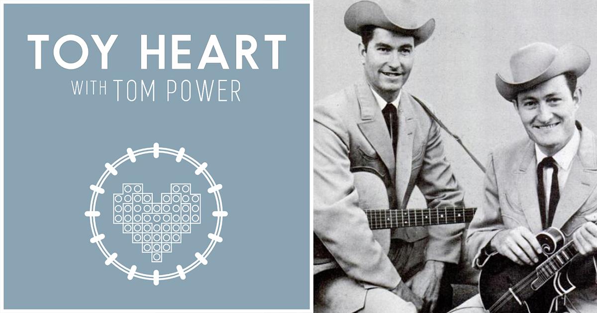 Jesse McReynolds - Toy Heart: A Podcast About Bluegrass