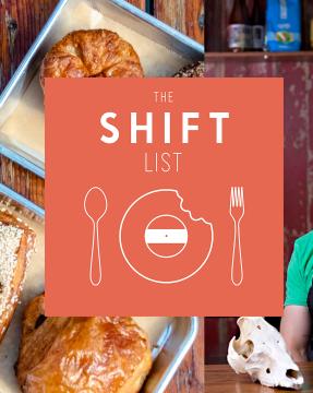 The Shift List - Phil Bracey (P. Franco, Bright) -  London