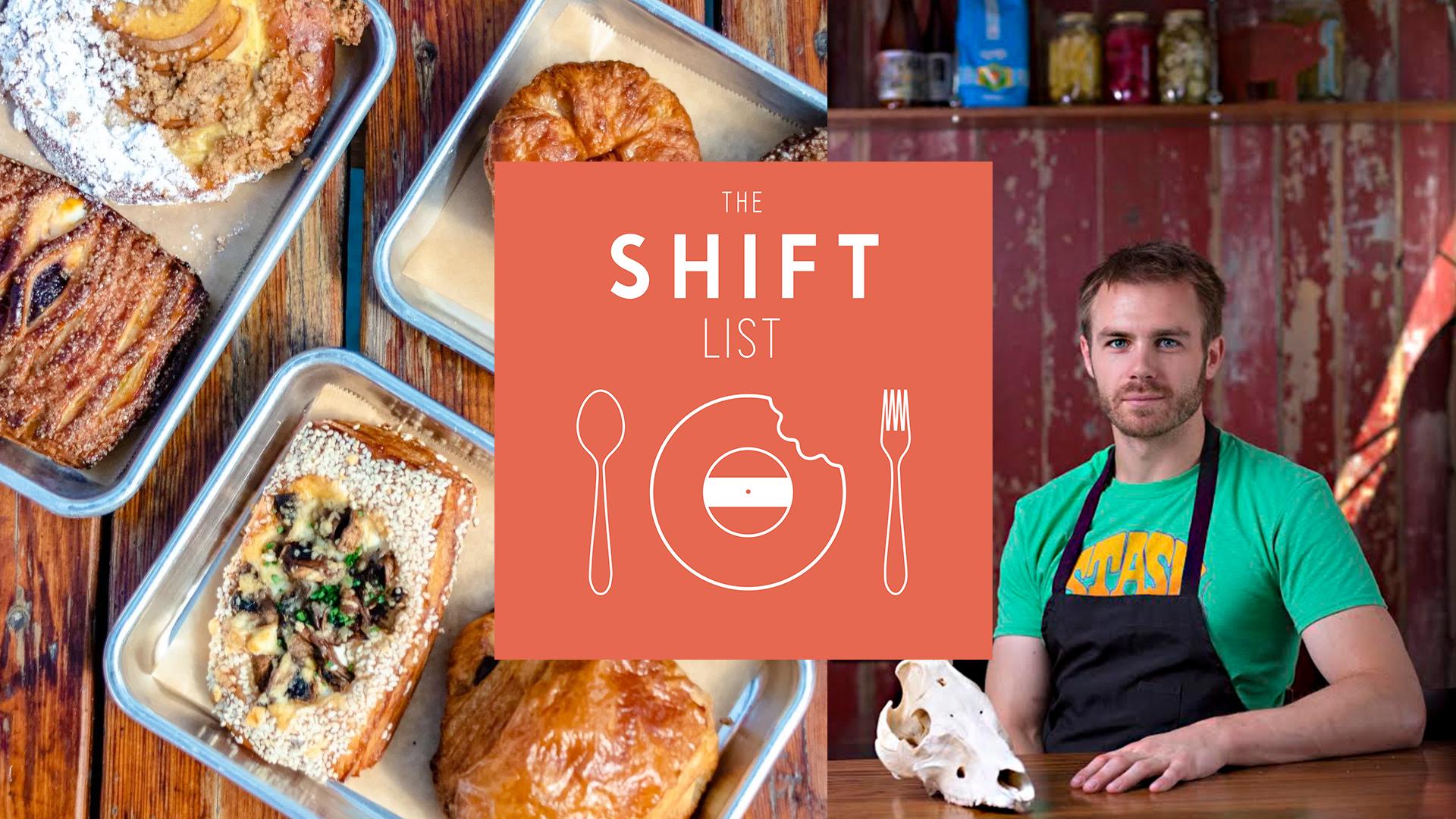 The Shift List – Mark Buley (Odd Duck, Sour Duck Market) – Austin, TX