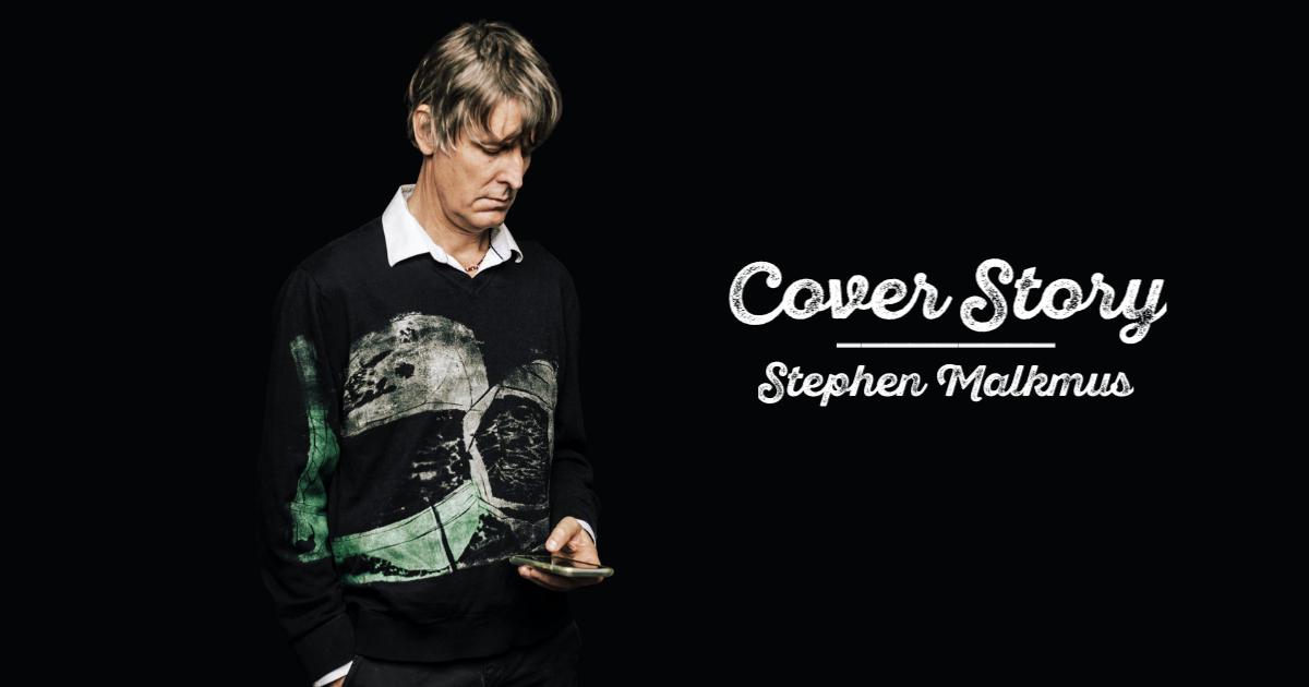 Stephen Malkmus of Pavement Ventures Down an Acoustic Road on New Album