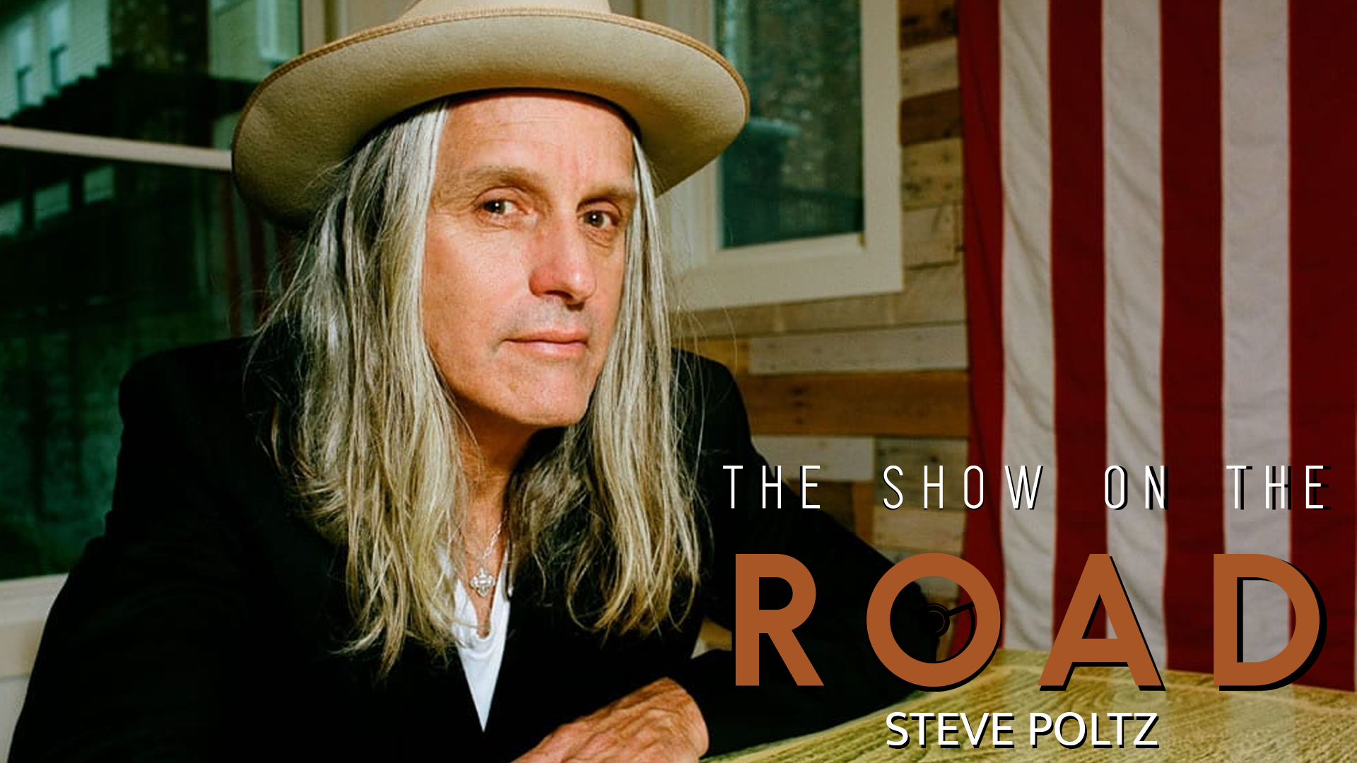 The Show On The Road – Steve Poltz