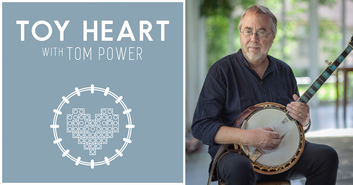 Tony Trischka – Toy Heart: A Podcast About Bluegrass