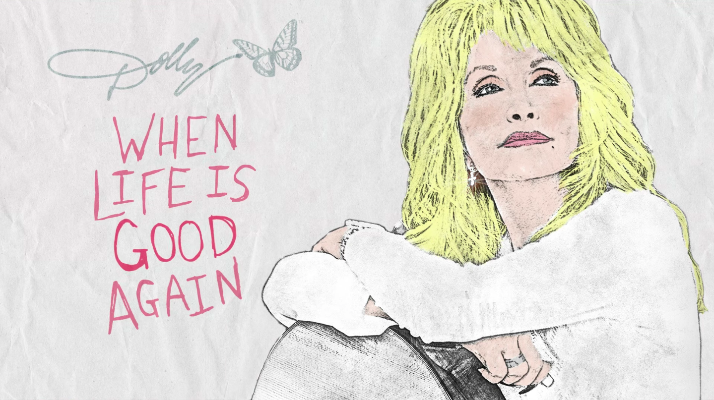 LISTEN: Dolly Parton's New Song Imagines