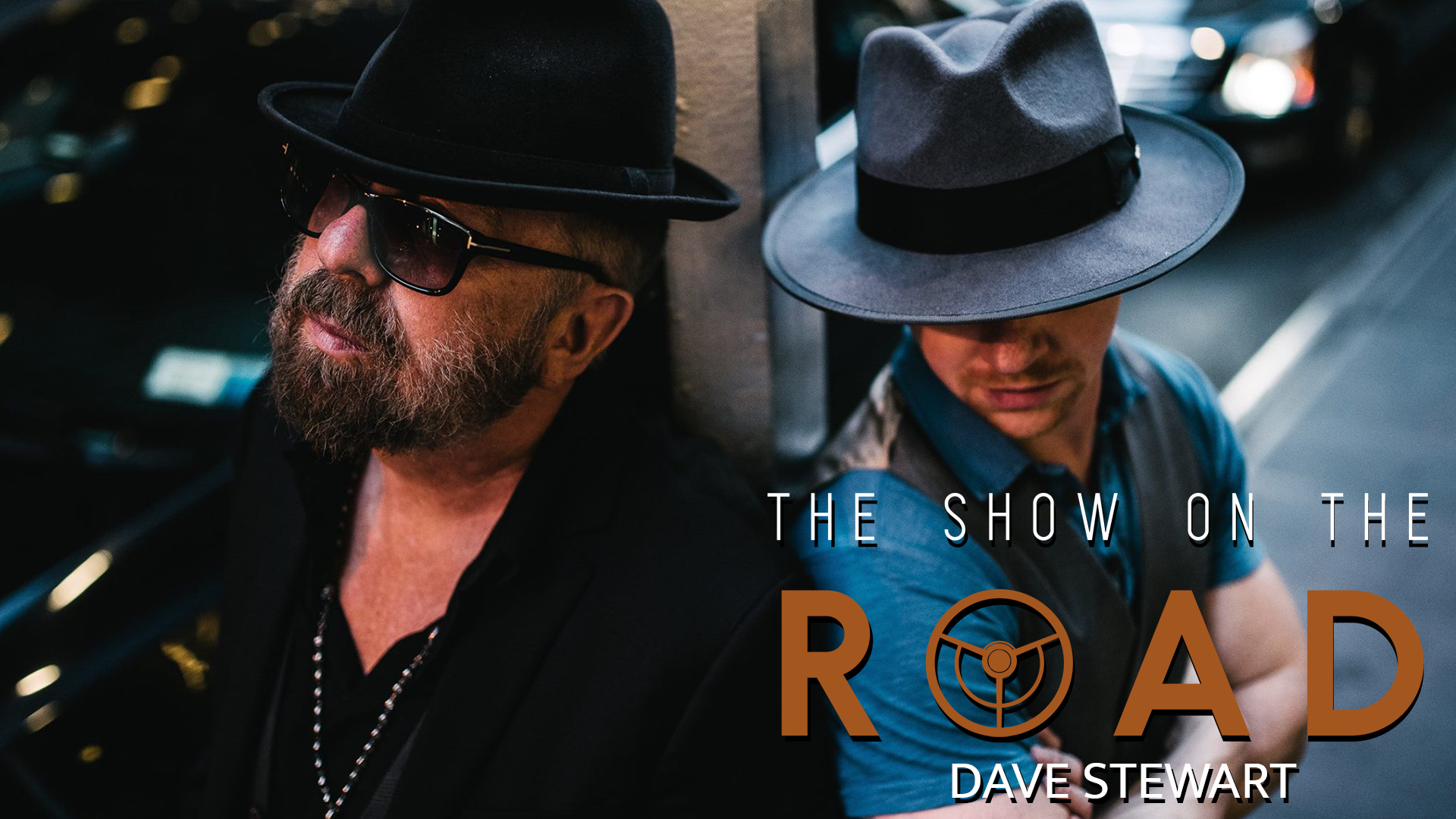 The Show On The Road – Dave Stewart (Eurythmics)