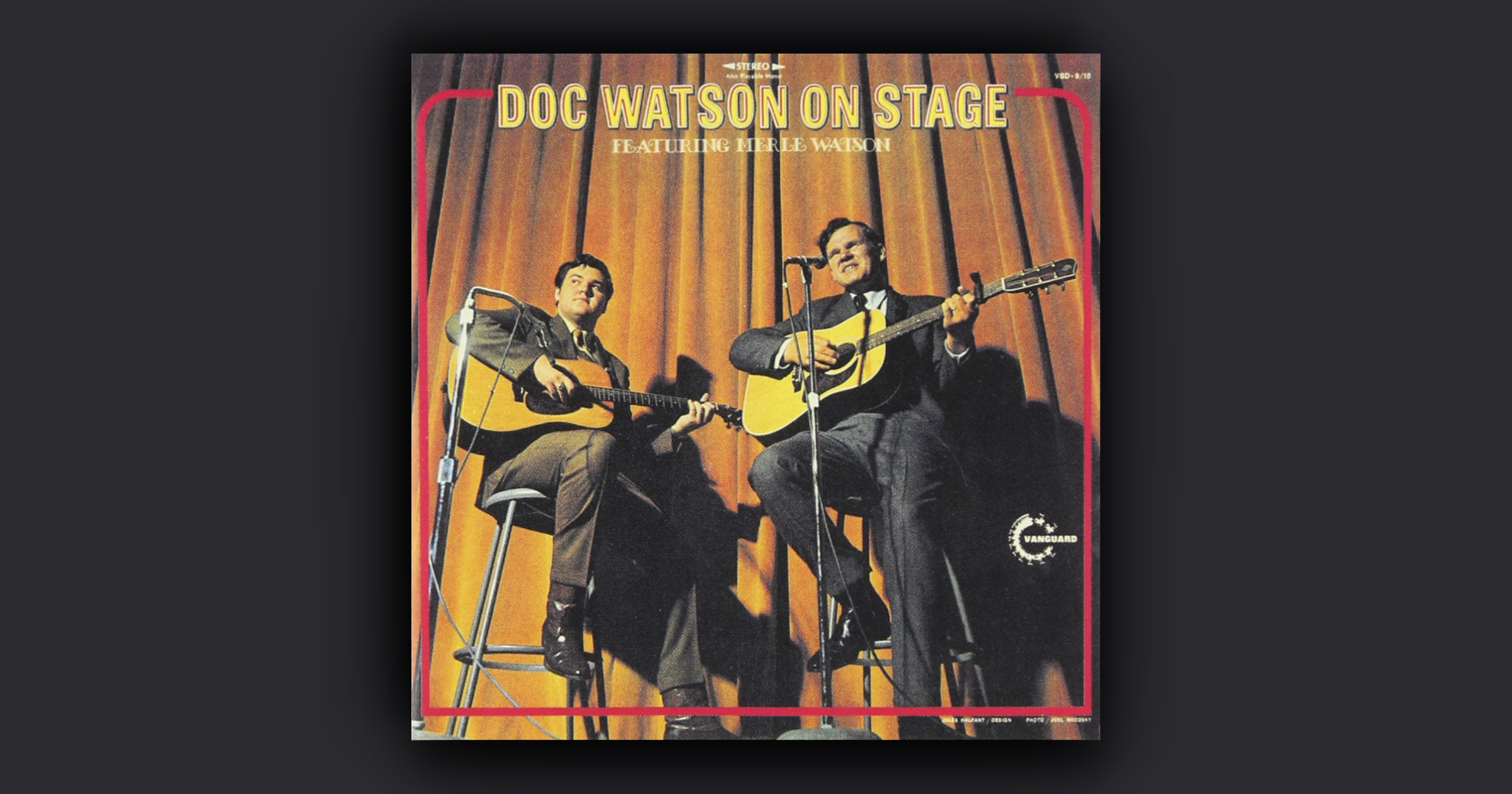Doc Watson: Live Moments and Memories