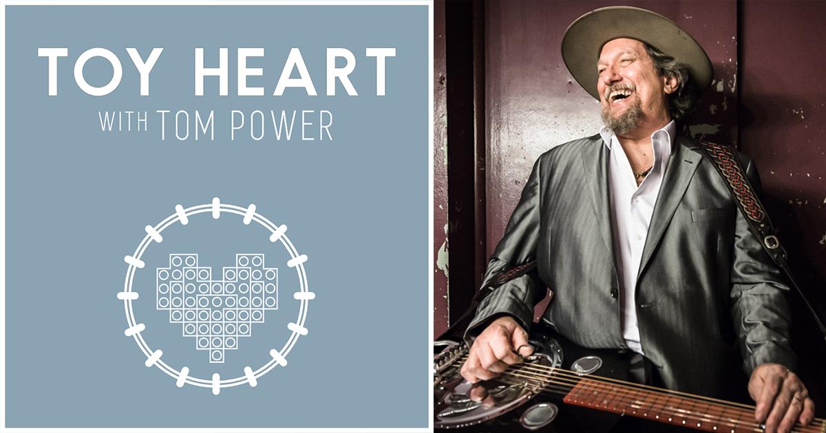 Jerry Douglas – Toy Heart: A Podcast About Bluegrass