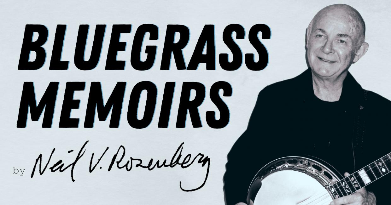 Bluegrass Memoirs: Thanks to Eric Weissberg | The Bluegrass Situation