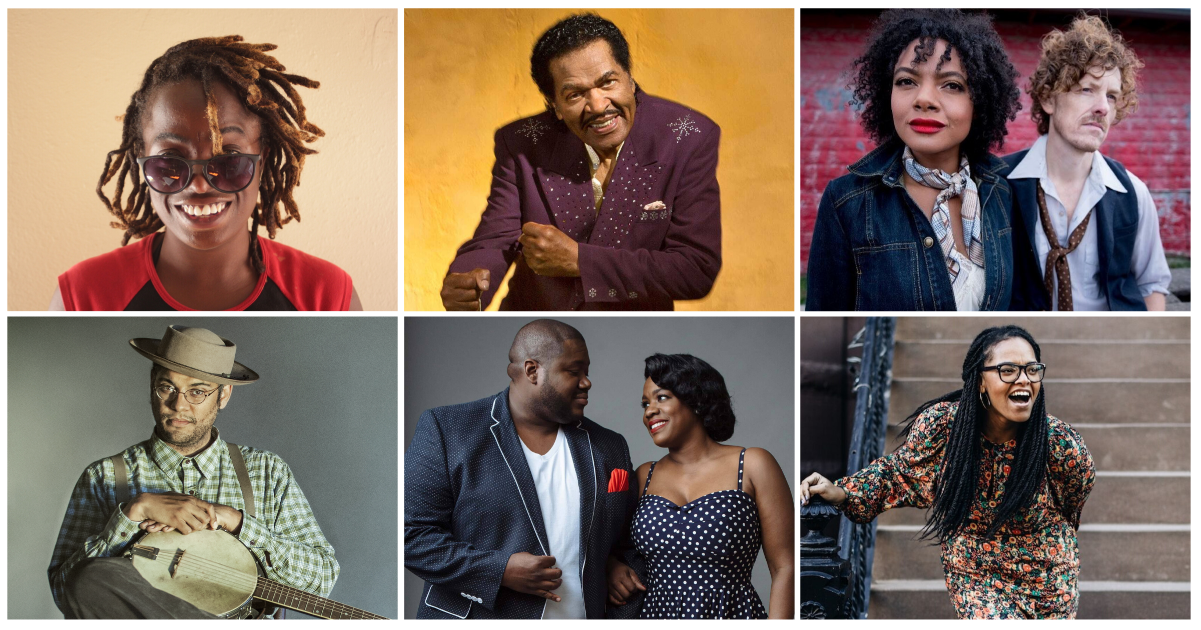 The Show on the Road – Listen to These Black Voices