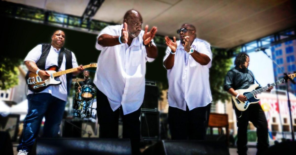 LISTEN: The Sons of the Soul Revivers,