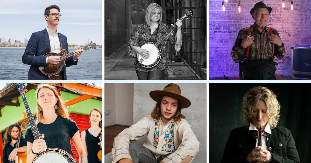 Hear Six of Our Favorite Instrumentals on IBMA's Second-Round Ballot