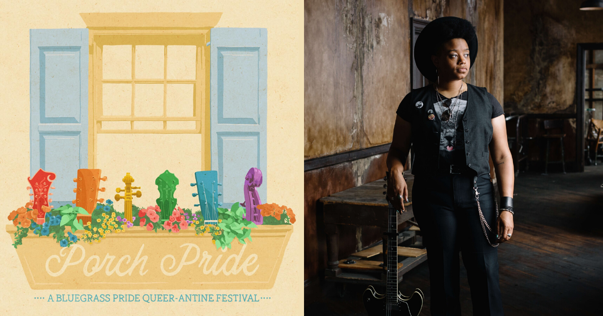 Bluegrass Pride Invites LGBTQ+ Roots Music Fans to Porch Pride Festival