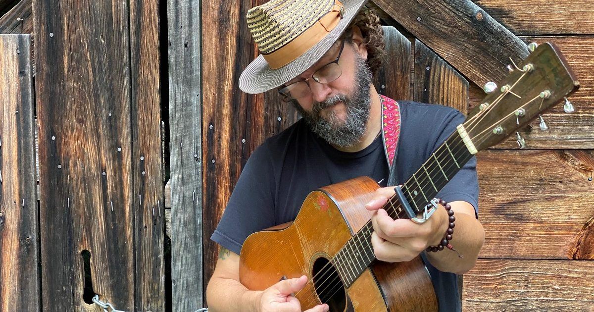"""LISTEN: Kenny Roby, """"Silver Moon (For Neal)"""" 