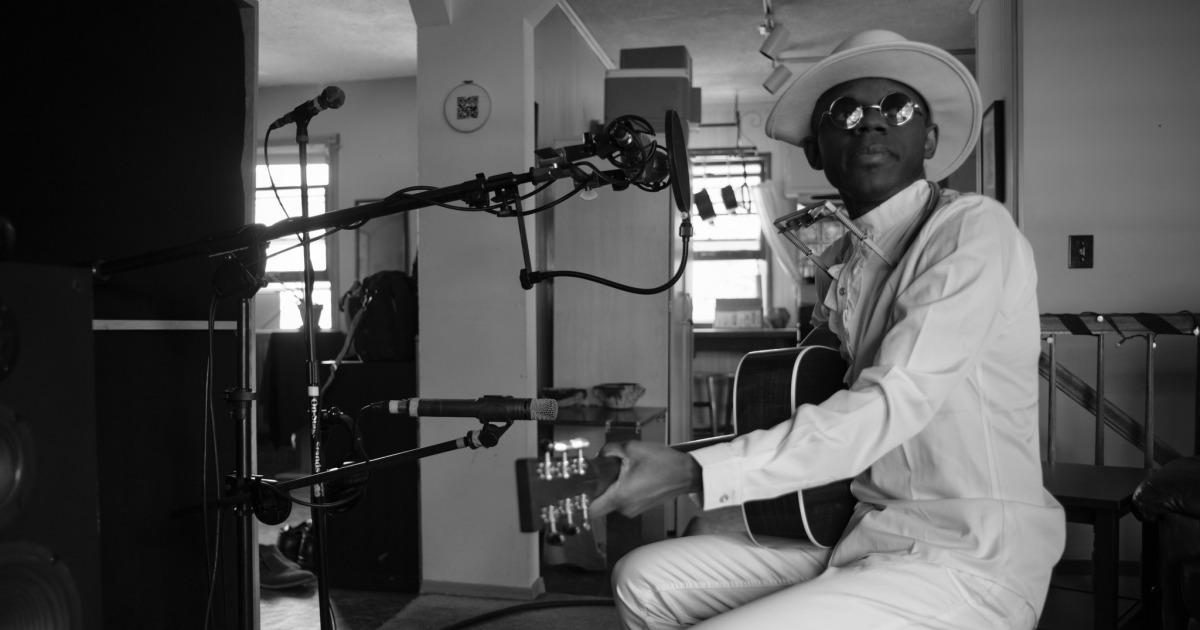 WATCH: Ondara Opens the Window to Our