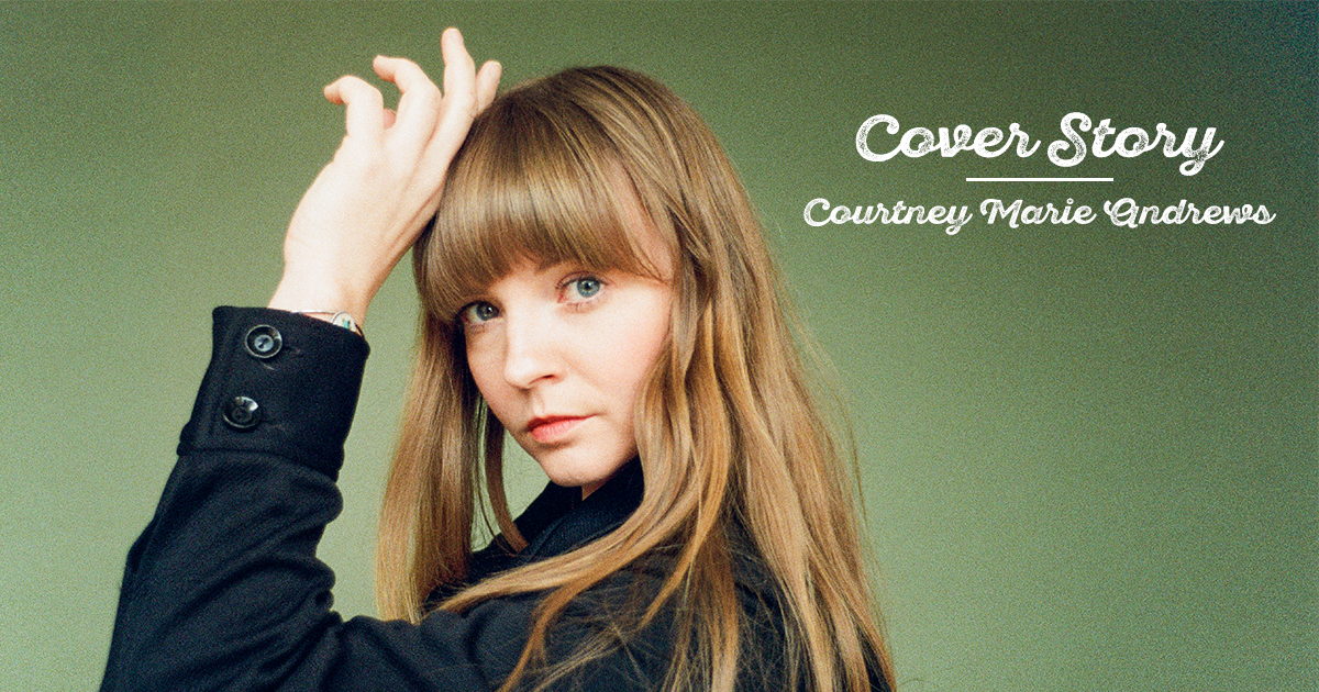 Courtney Marie Andrews Blossoms Within the Solitude of 'Old Flowers'