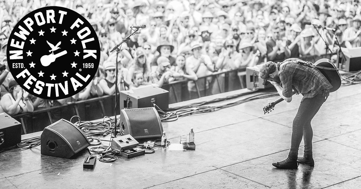 LISTEN: Newport Folk Festival Opens Bluegrass Archive for Saturday Stream