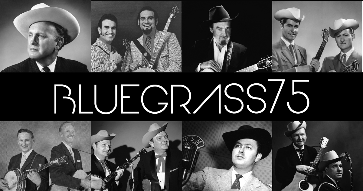 First Generation: Meet the Bluegrass Music Hall of Fame's Earliest Inductees