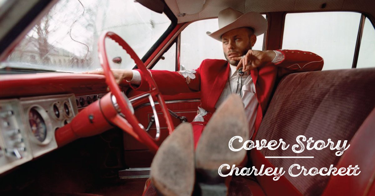 Through His Music, Charley Crockett Speaks to 'Hard Times' We're All Facing | The Bluegrass Situation