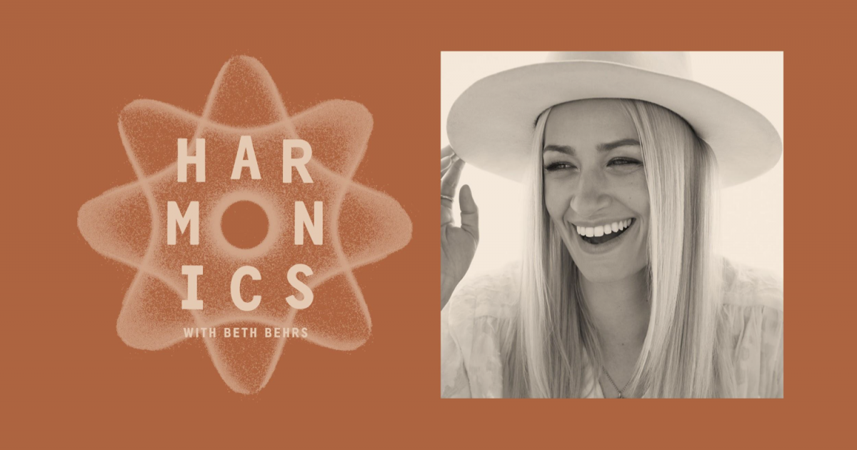 'Harmonics with Beth Behrs' Debuts on BGS Podcast Network on September 8