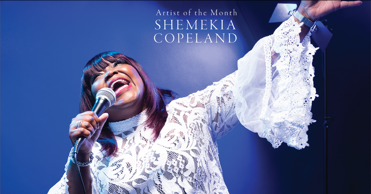 Shaped by Blues and Country, Shemekia Copeland Launches 'Uncivil War' (Part 1 of 2)