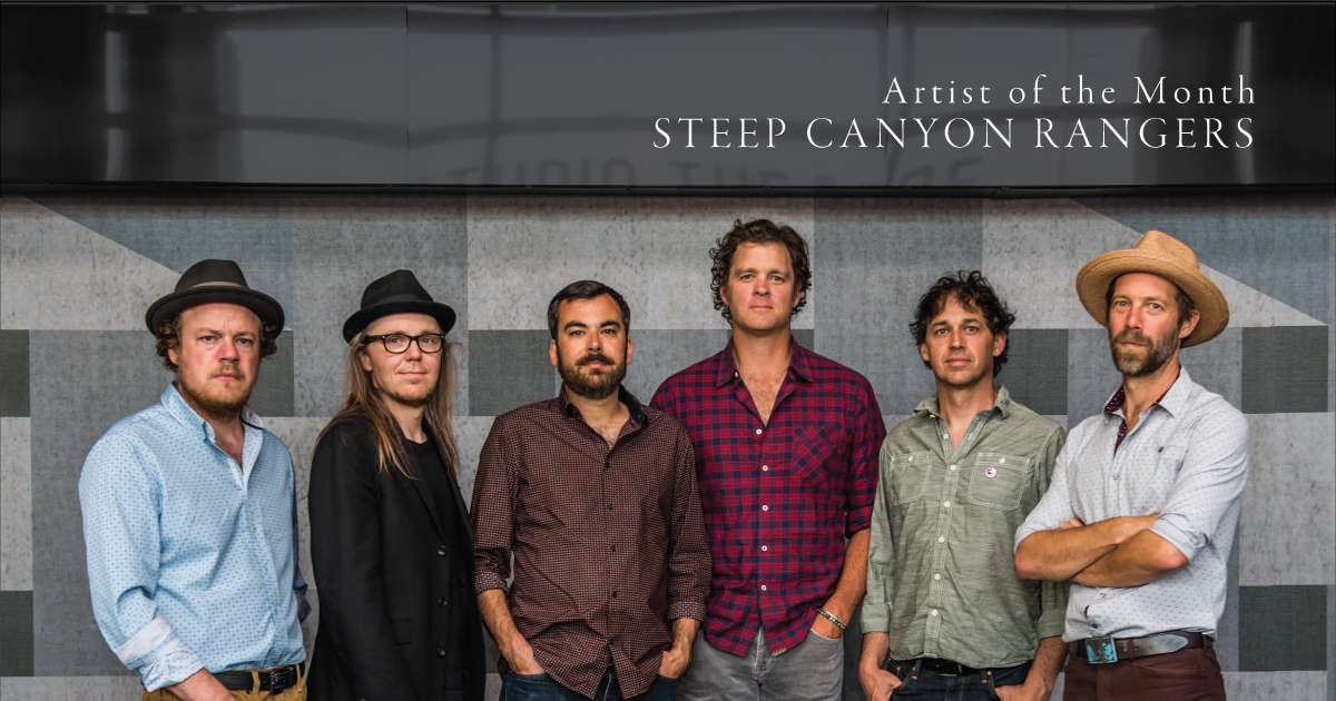 With 'Arm in Arm,' Steep Canyon Rangers Give Everyone Time to Shine (Part 2 of 2)