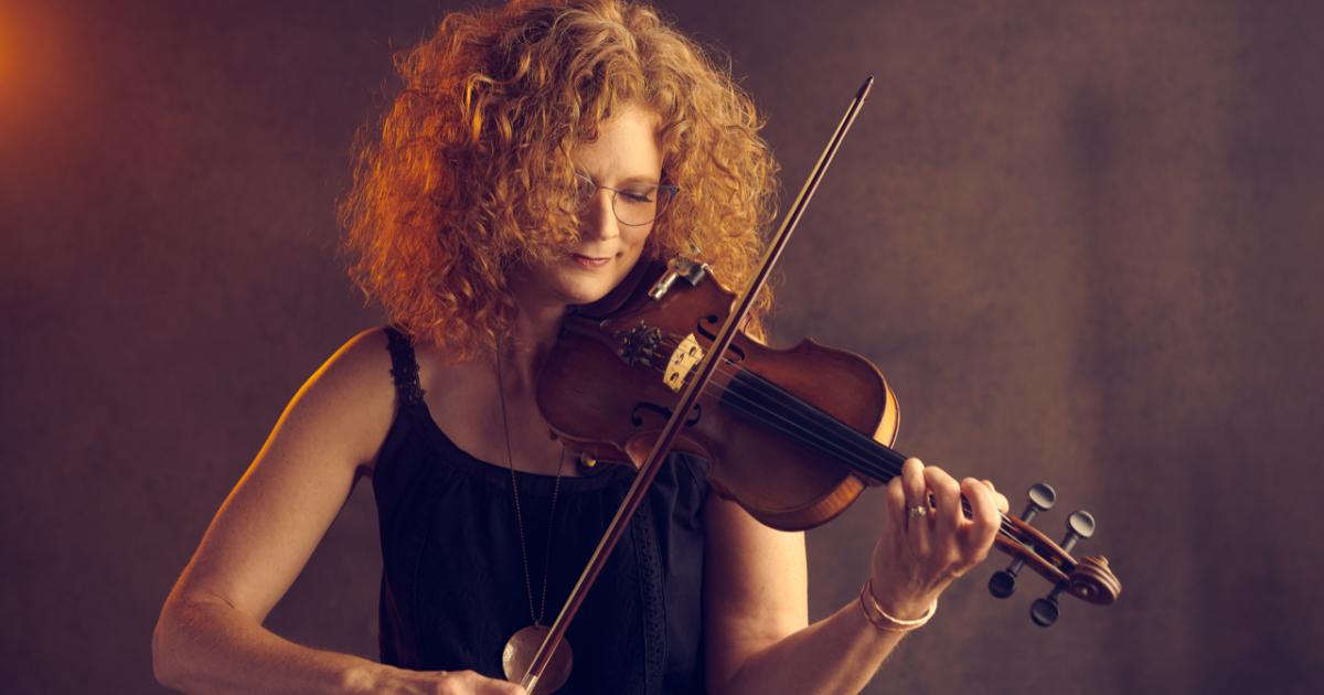 With 'Distance and Time,' Becky Buller Gives Us More Heart, More Fiddle