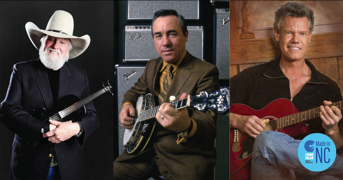 Born in North Carolina, These 10 Stars Shaped Classic Country Music