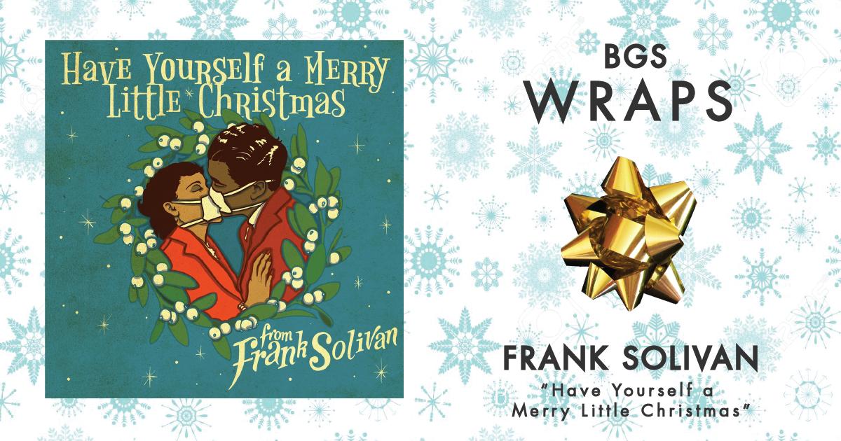 BGS Wraps: Frank Solivan,