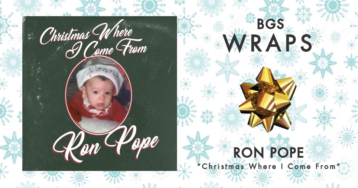 BGS Wraps: Ron Pope,