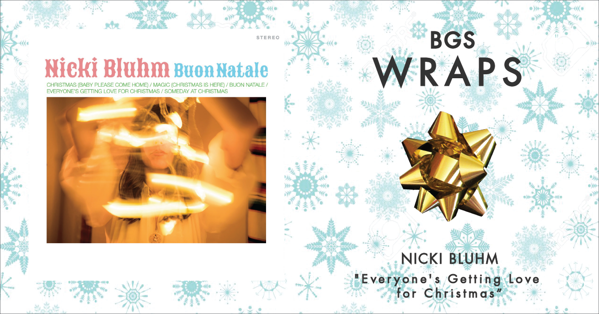BGS Wraps: Nicki Bluhm,