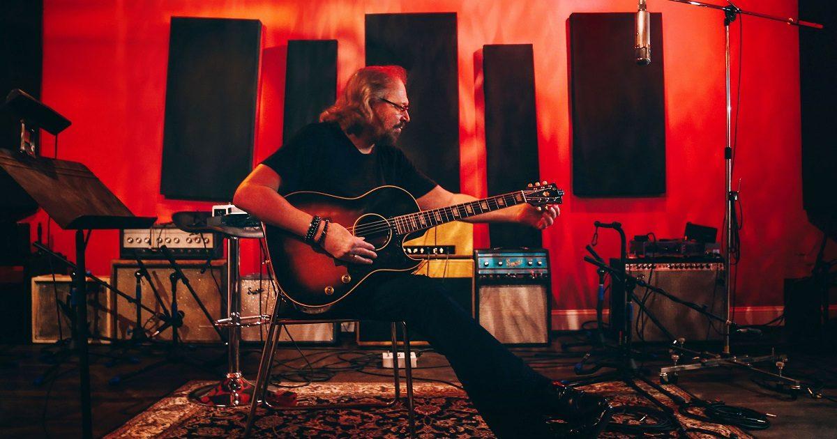 LISTEN: Barry Gibb and Jason Isbell Share