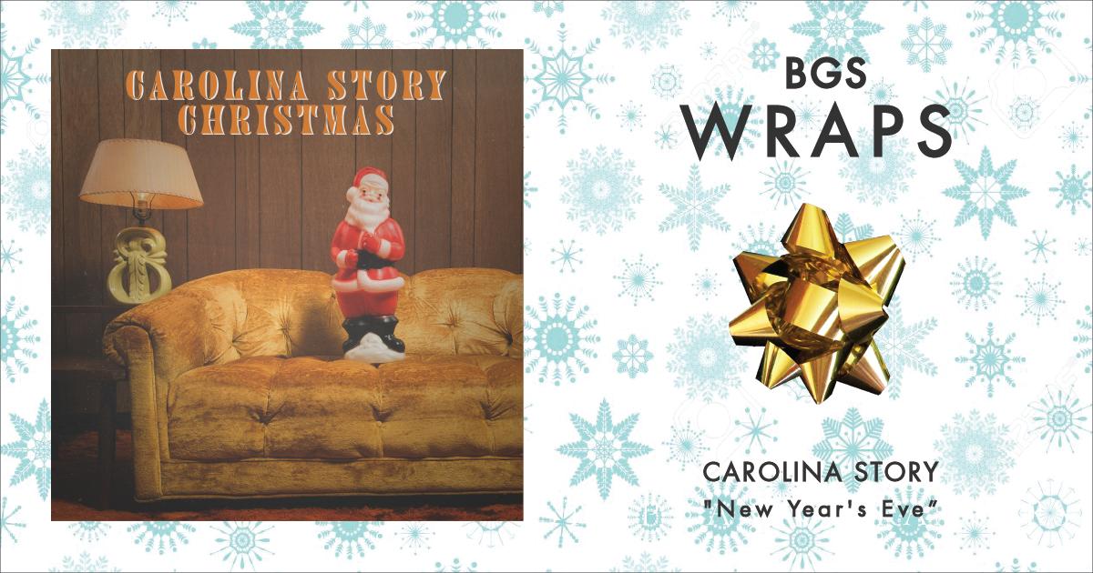 BGS Wraps: Carolina Story,