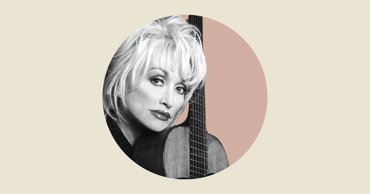 Dolly Parton Proudly Shows Her Bluegrass Influences