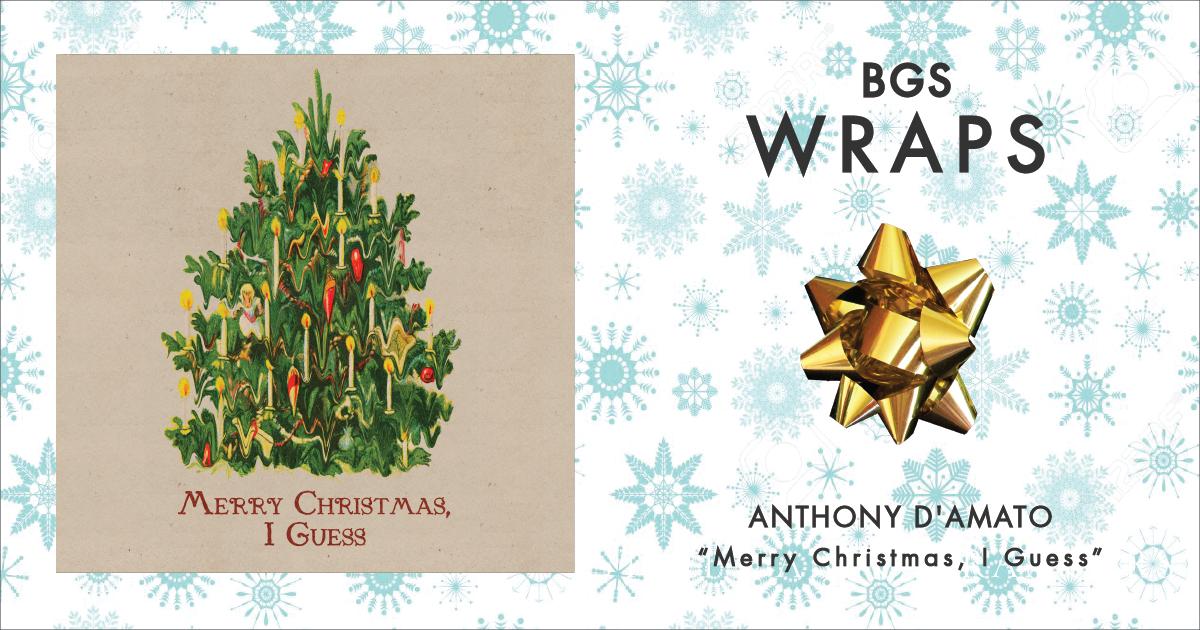 BGS Wraps: Anthony D'Amato,