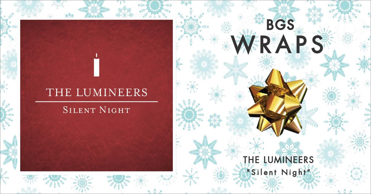 BGS Wraps: The Lumineers,