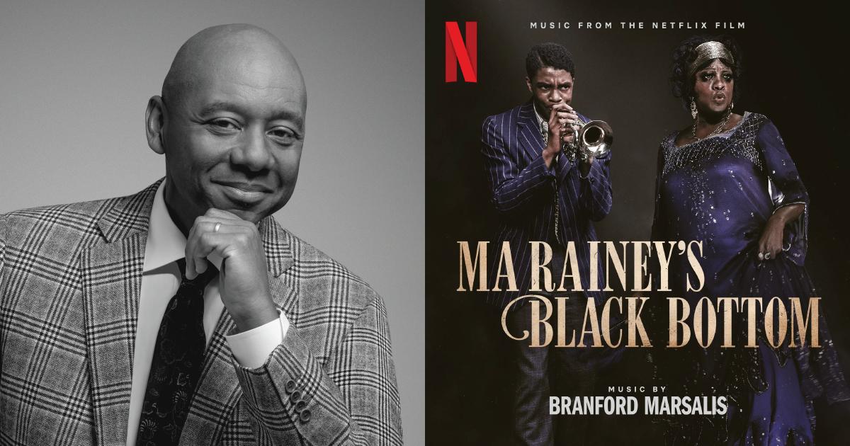 Branford Marsalis Did a 1920s Deep Dive for 2020's 'Ma Rainey's Black Bottom'