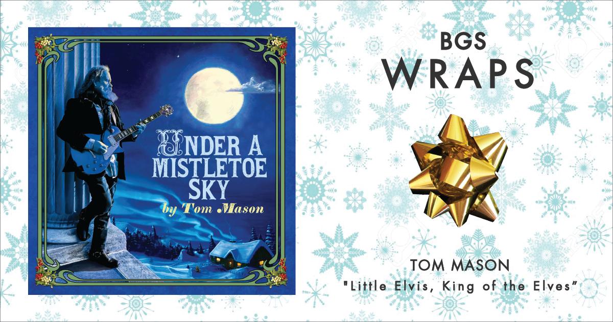 BGS Wraps: Tom Mason,