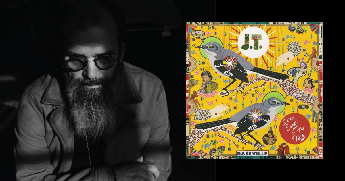 LISTEN: Steve Earle Made This Record to Say Goodbye to Justin Townes Earle