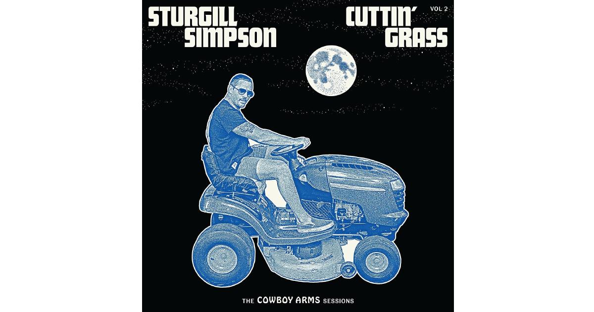 LISTEN: Sturgill Simpson,
