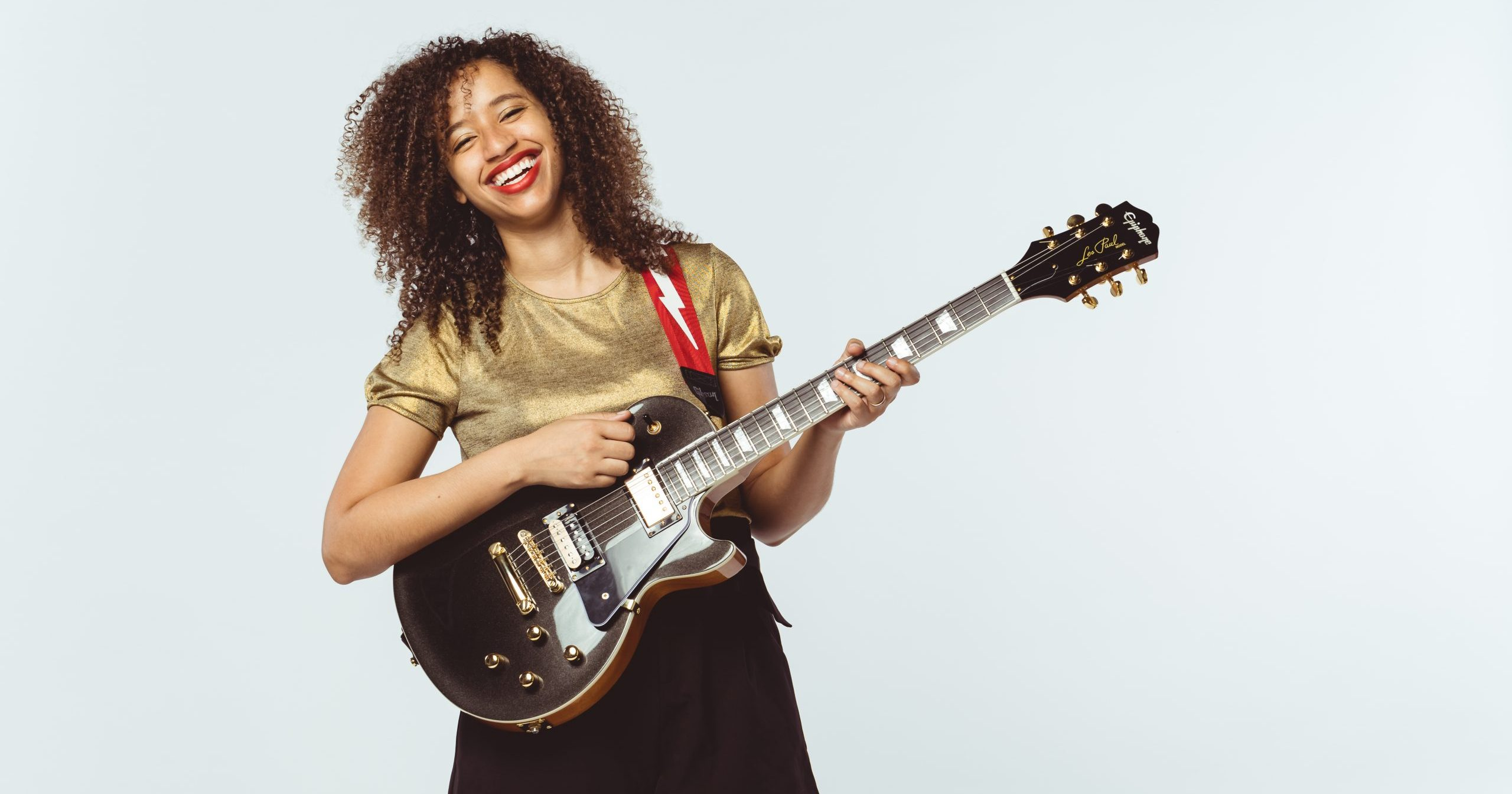 Guitarist Jackie Venson Charges Down a Path of Joy, Vulnerability, and Shredding