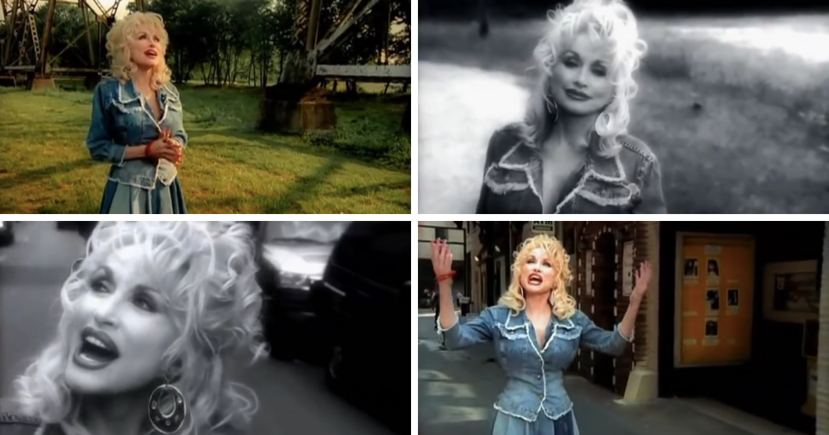 Remember When Dolly Parton Took a Bluegrass