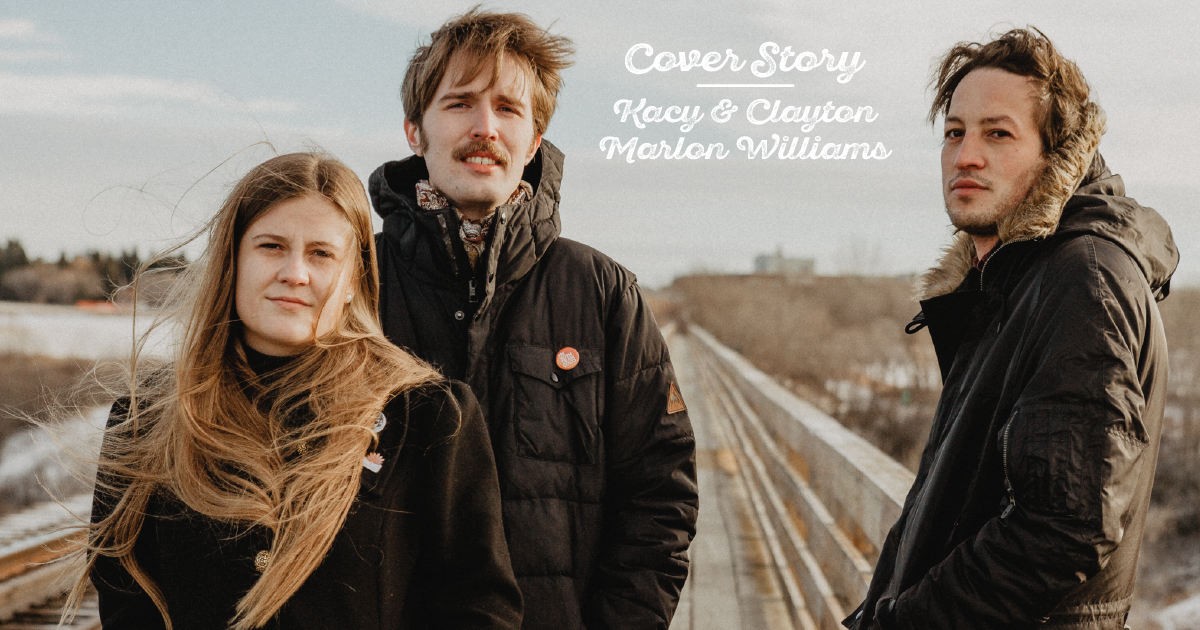 Kacy & Clayton and Marlon Williams Find Two Versions of the Same Music