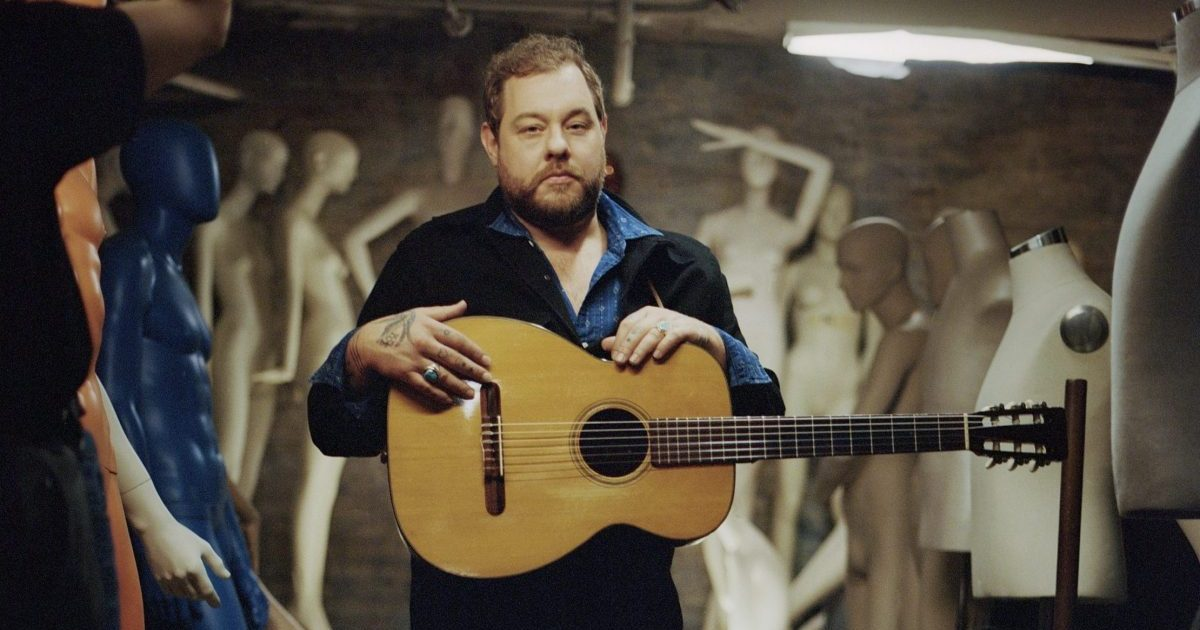 """Nathaniel Rateliff Offers """"Redemption"""" for Justin Timberlake's Film, 'Palmer'"""