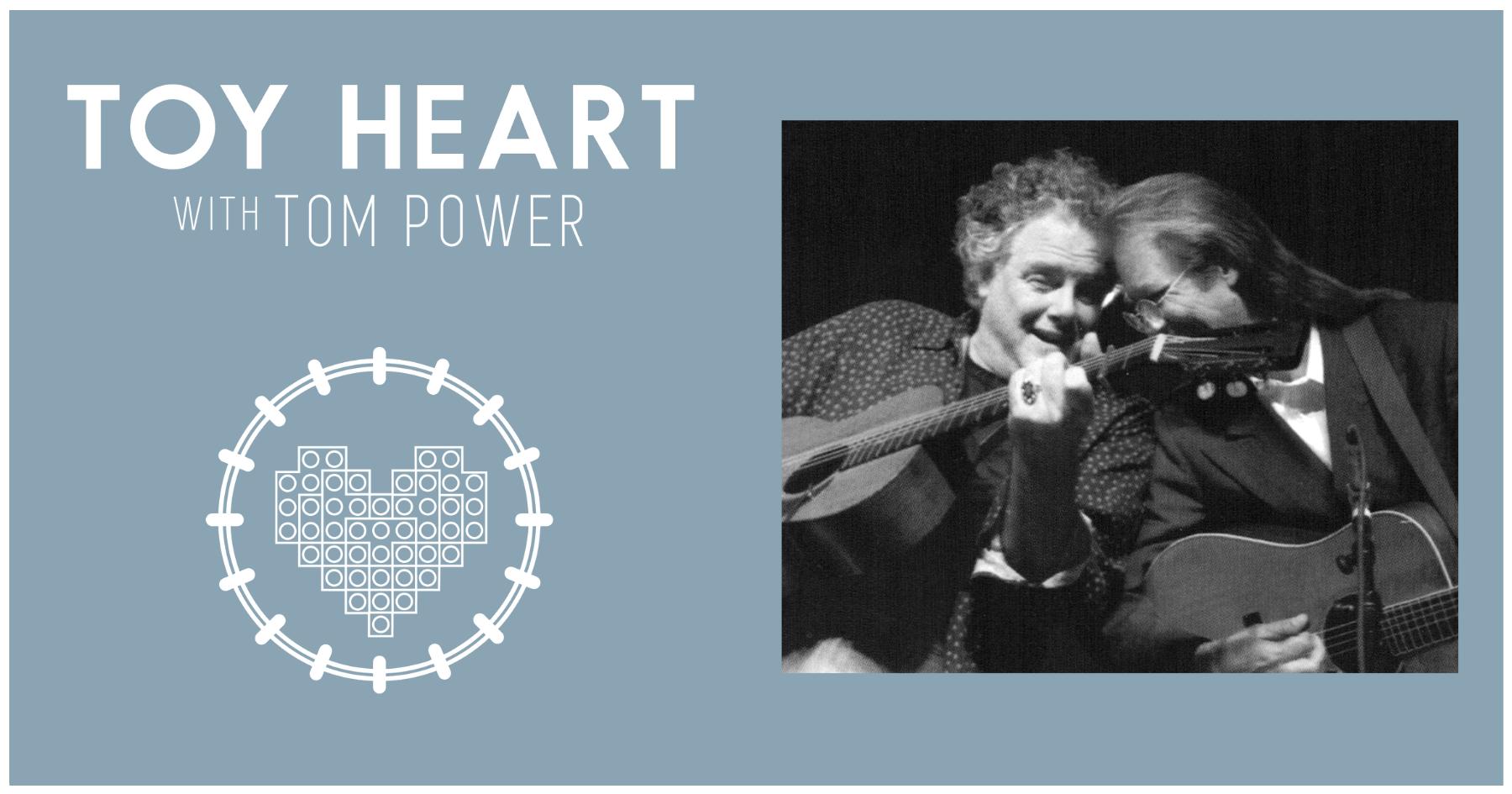 Peter Rowan, Béla Fleck, Sharon Gilchrist, Josh Williams – Toy Heart: Remembering Tony Rice