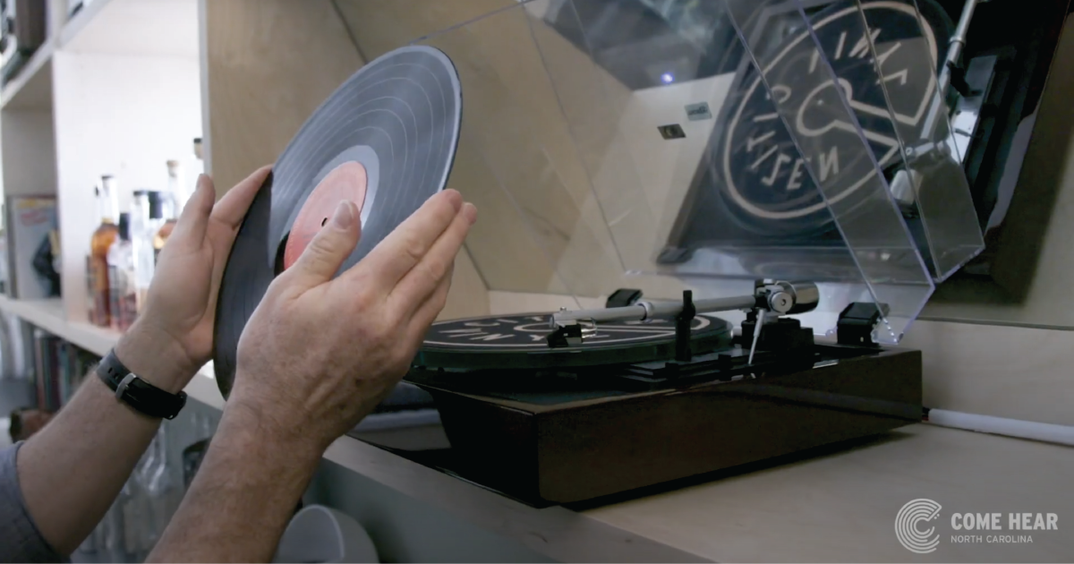 Go Behind the Scenes of Citizen Vinyl, North Carolina's First Record Press