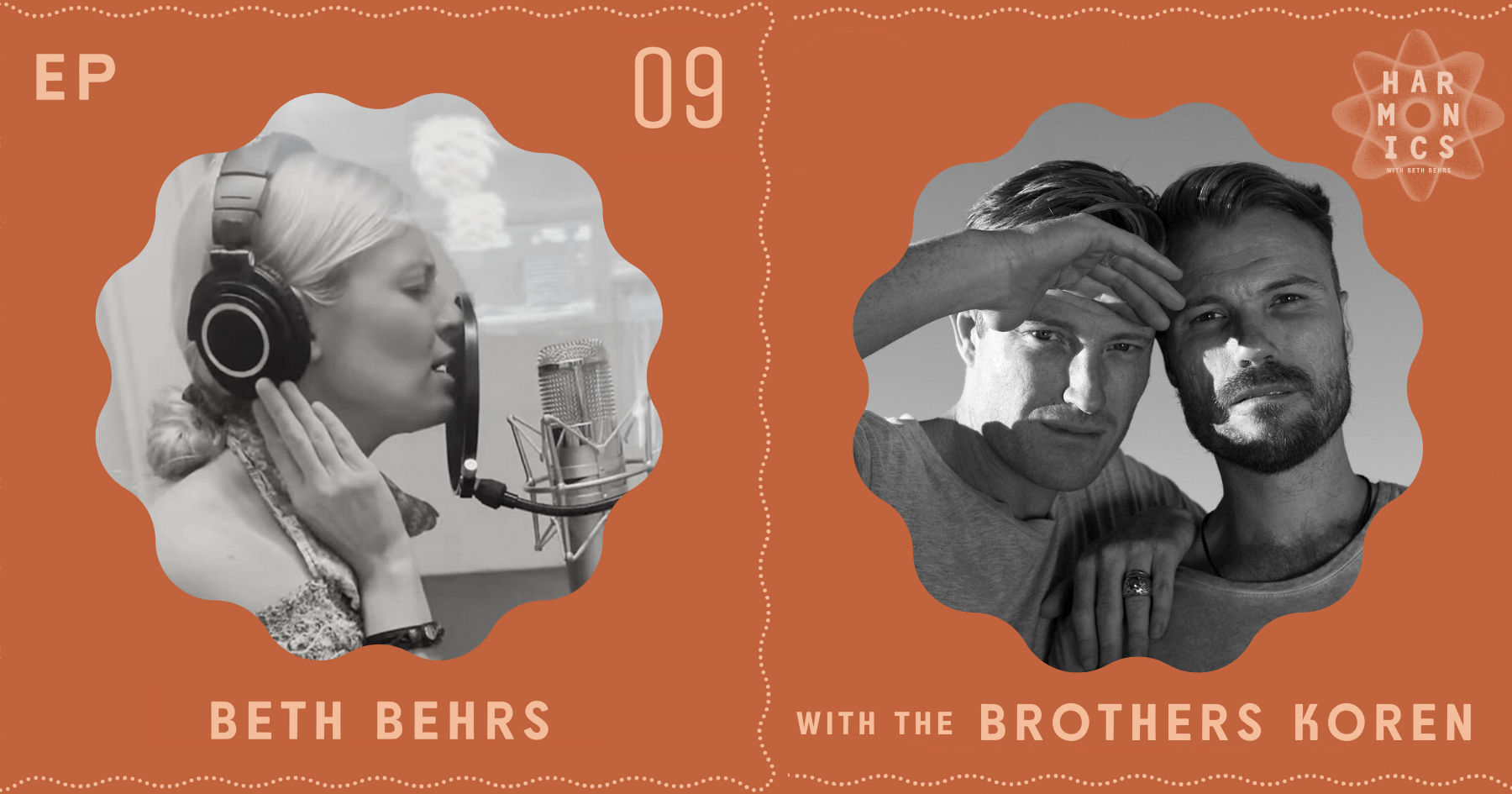 Harmonics with Beth Behrs: Episode 9, The Brothers Koren
