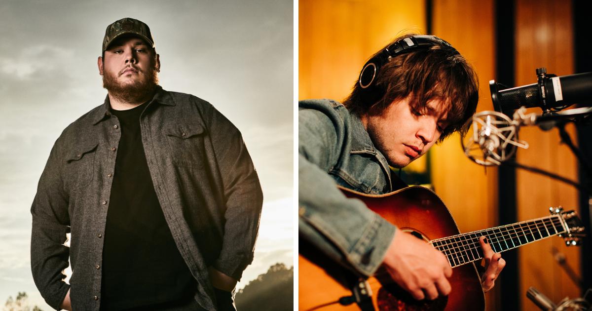 LISTEN: Luke Combs & Billy Strings,