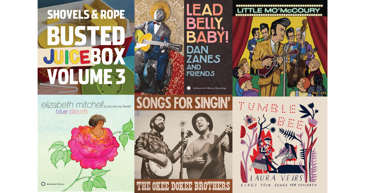MIXTAPE: Music to Drive Your Kids Around (Without Driving Yourself Crazy)