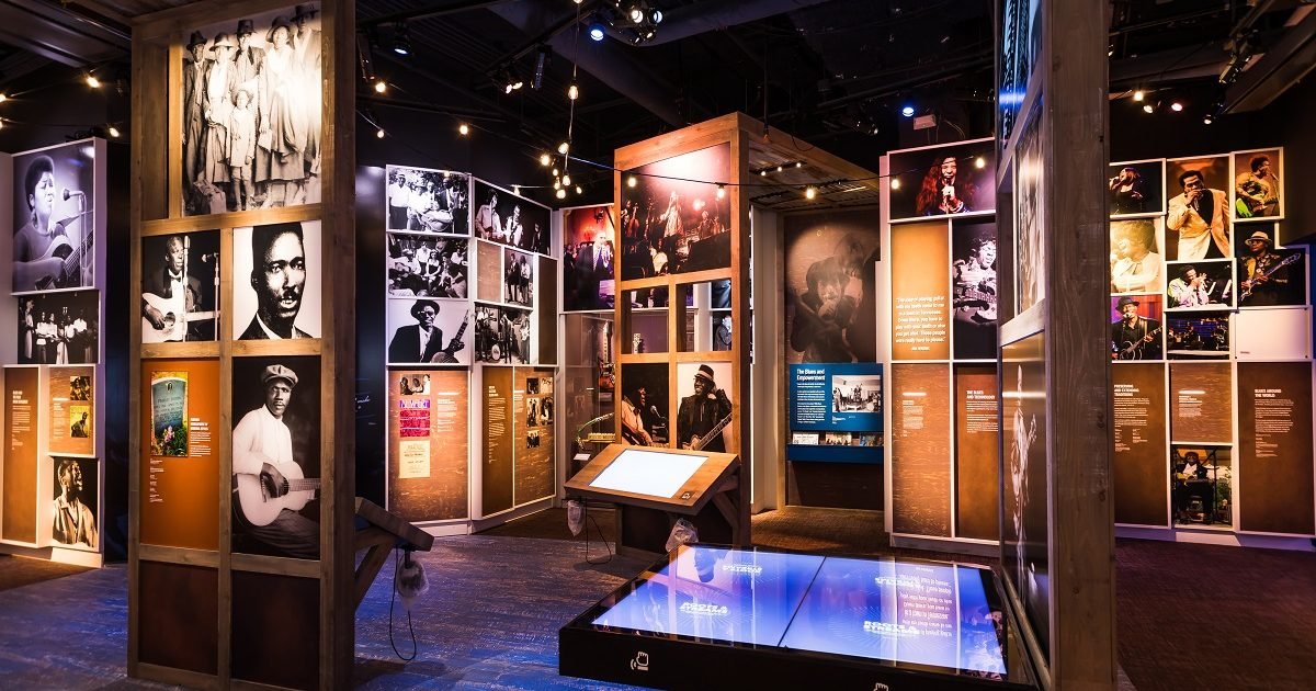 This Nashville Museum Shows the Vital Role of Black Music in American History