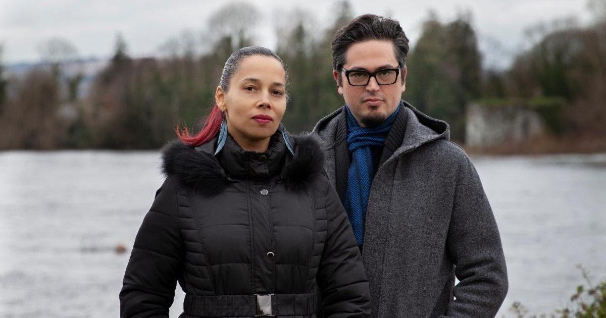 WATCH: Rhiannon Giddens with Francesco Turrisi,